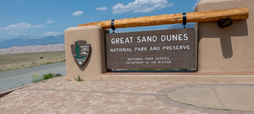 Lockdown Adventures – Great Sand Dunes NationalPark